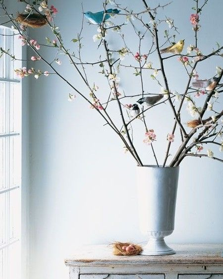 Back To Nature Mart S Blog Martkleppe Nl Lente Decoraties Paasdecoratie Lenteknutsels
