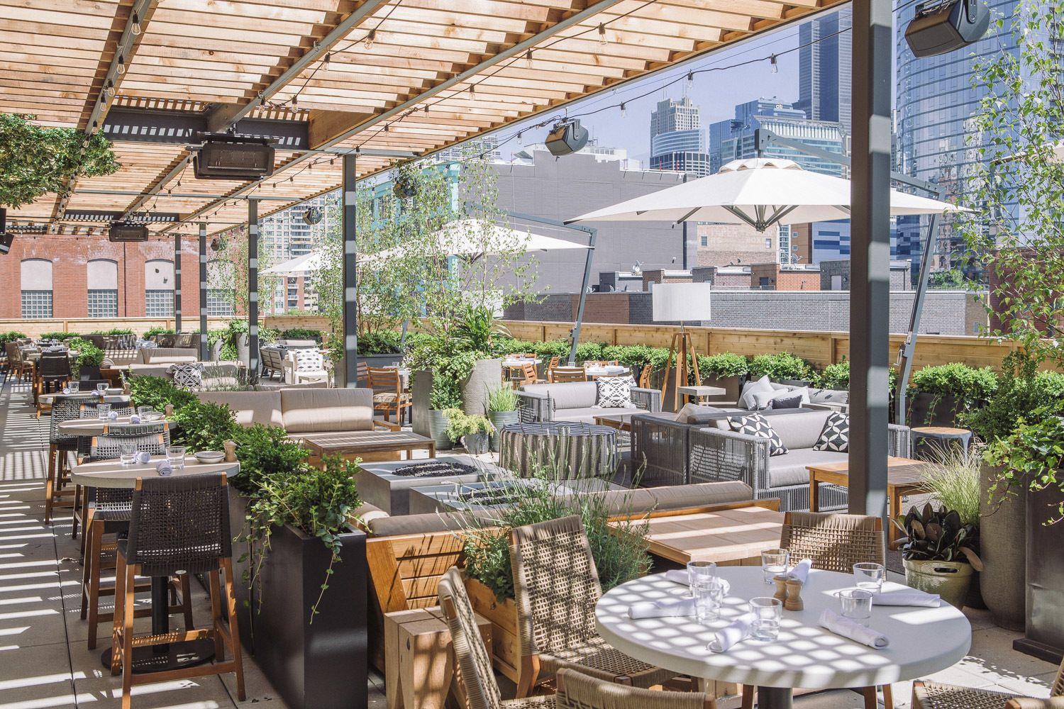 Aba An Enchanted Rooftop Restaurant Opens Tonight In The West