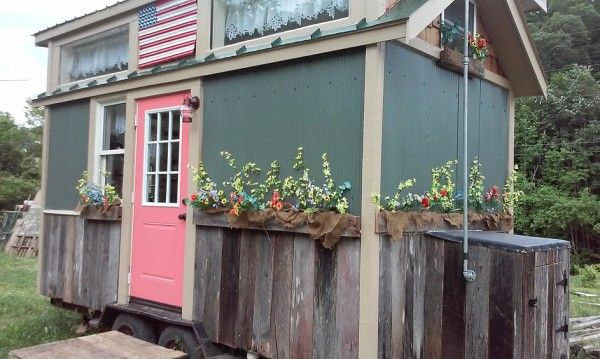 Off Grid Tiny House For Sale
