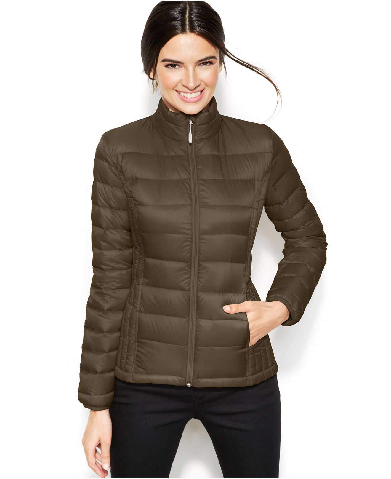 cc670d8a57296 32 Degrees Quilted Down Packable Puffer Coat - Coats - Women - Macy s