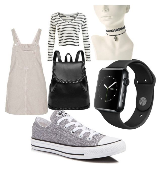 """""""Untitled #3"""" by sophiemily-1 on Polyvore featuring Topshop, Miss Selfridge and Converse"""