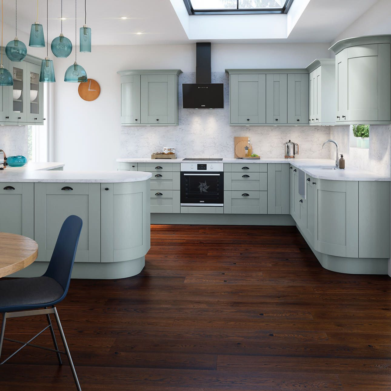 Duck Egg Blue Kitchen Google Search Kitchen Cabinets Units