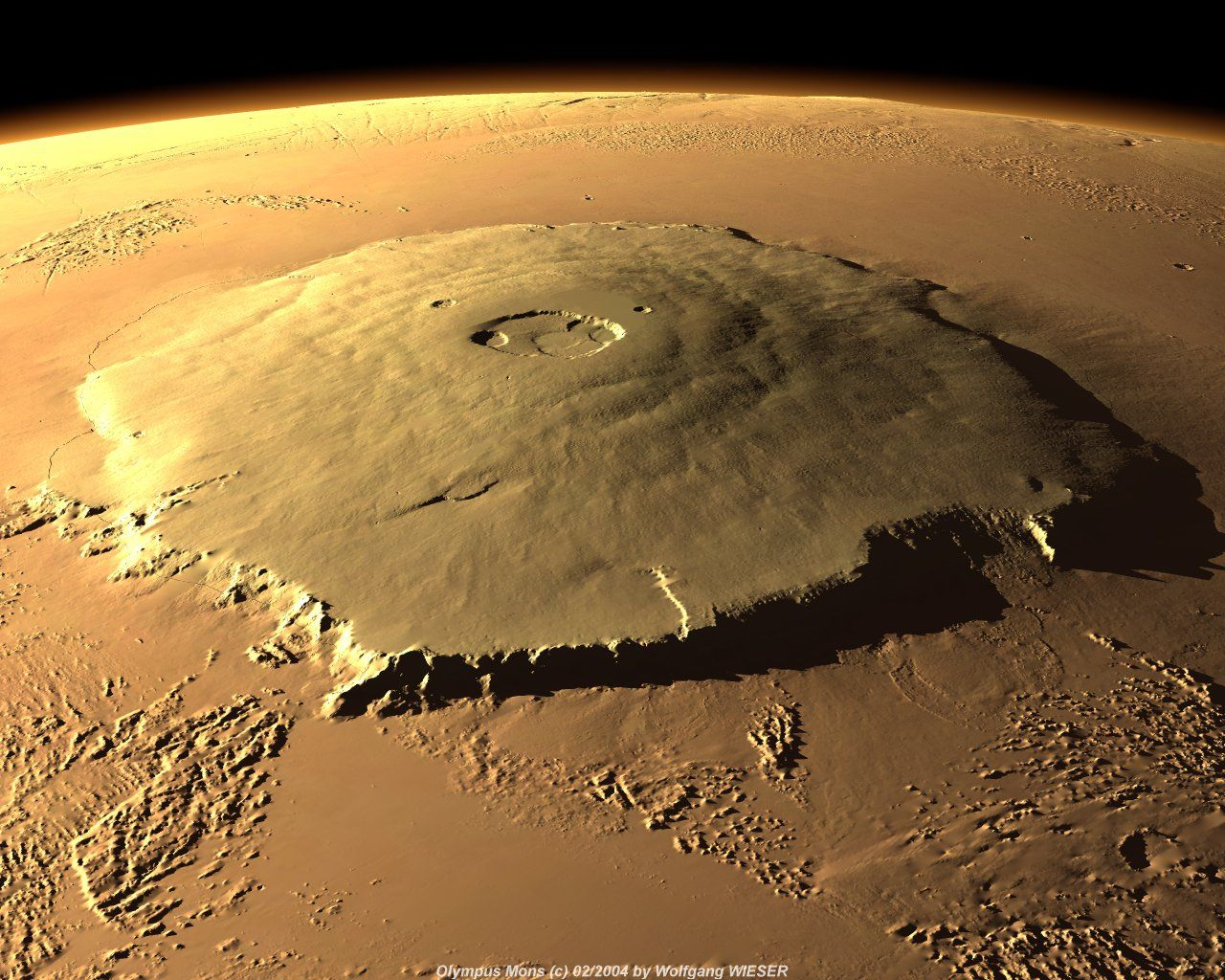 Real Pictures Of Mars Surface | Rendered detail images of ...