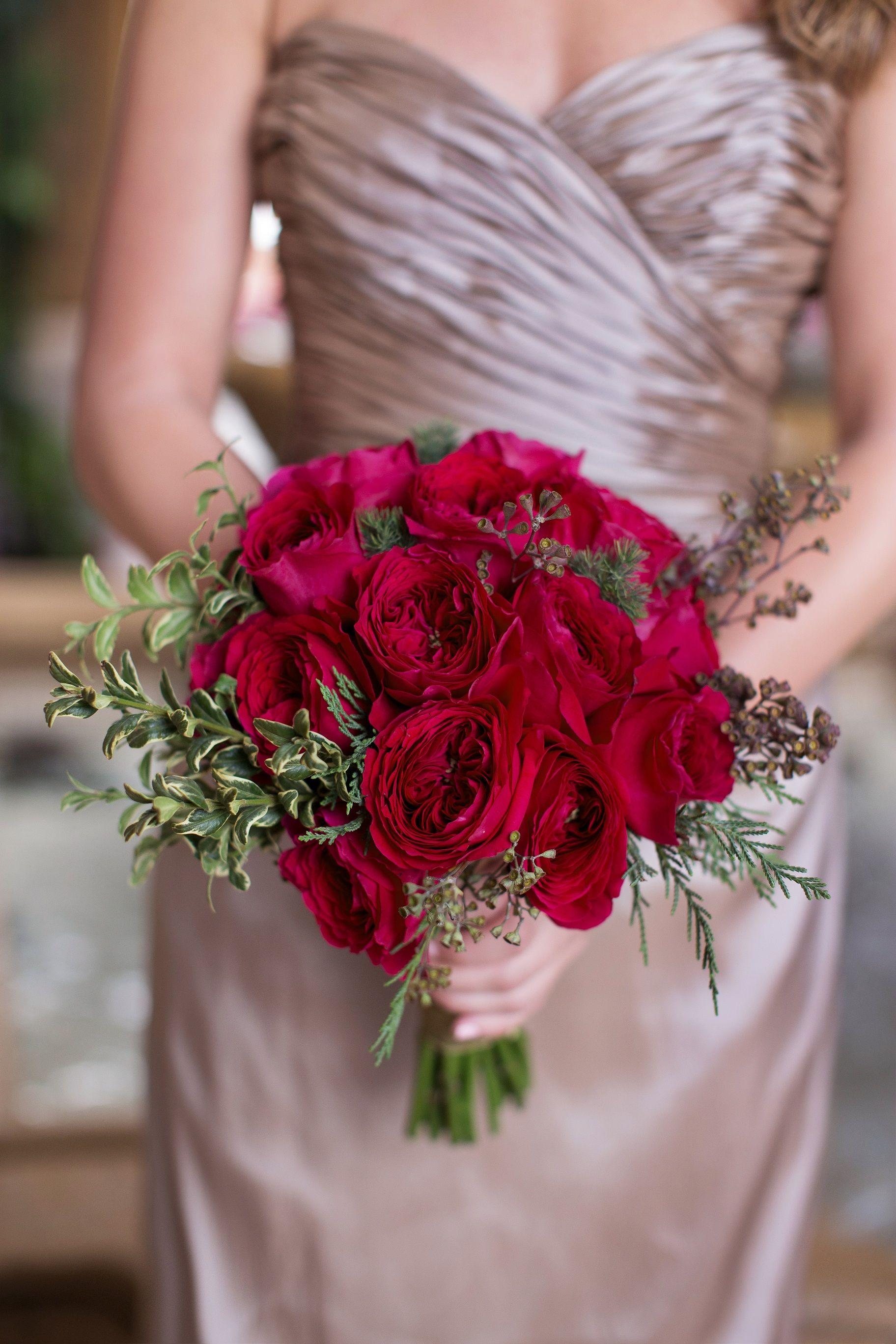 David Austin Wedding Rose Tess\'s spectacular blooms are made up of ...