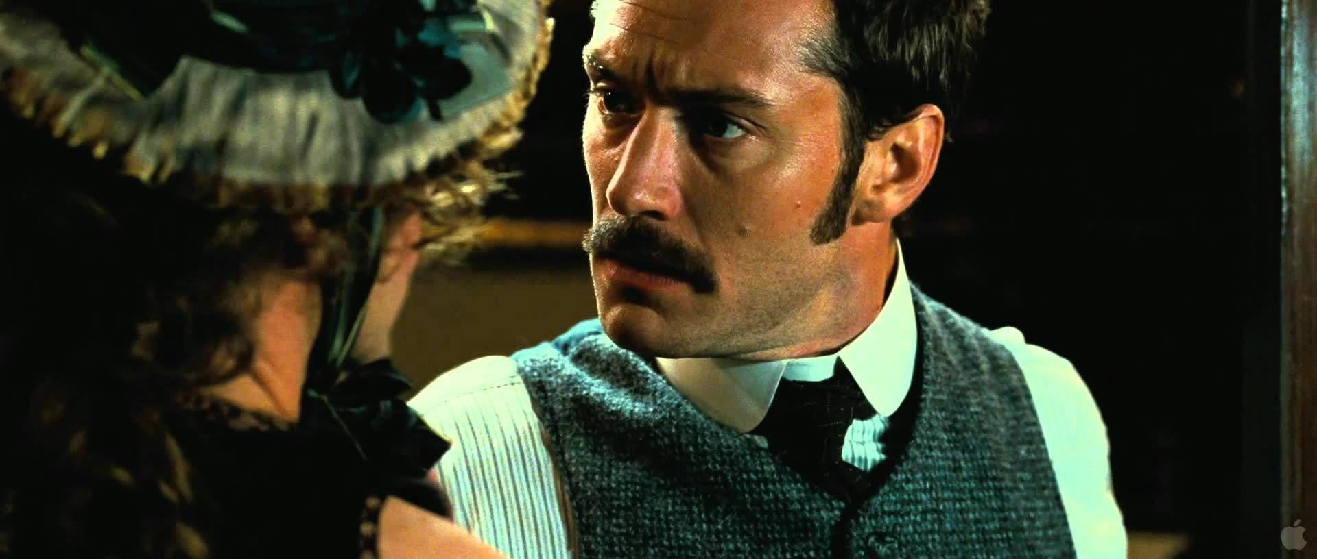 Sherlock Holmes: A Game of Shadows - Trailer 1 - (1080p HD)