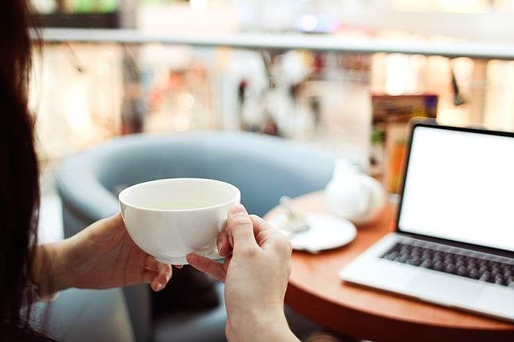 Internet Tea Time Free Image Download