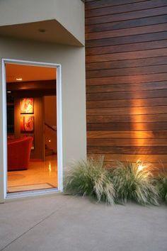 Ipe Exterior Contemporary Home Google Search Exterior House Remodel Wood Siding Exterior Stucco Homes