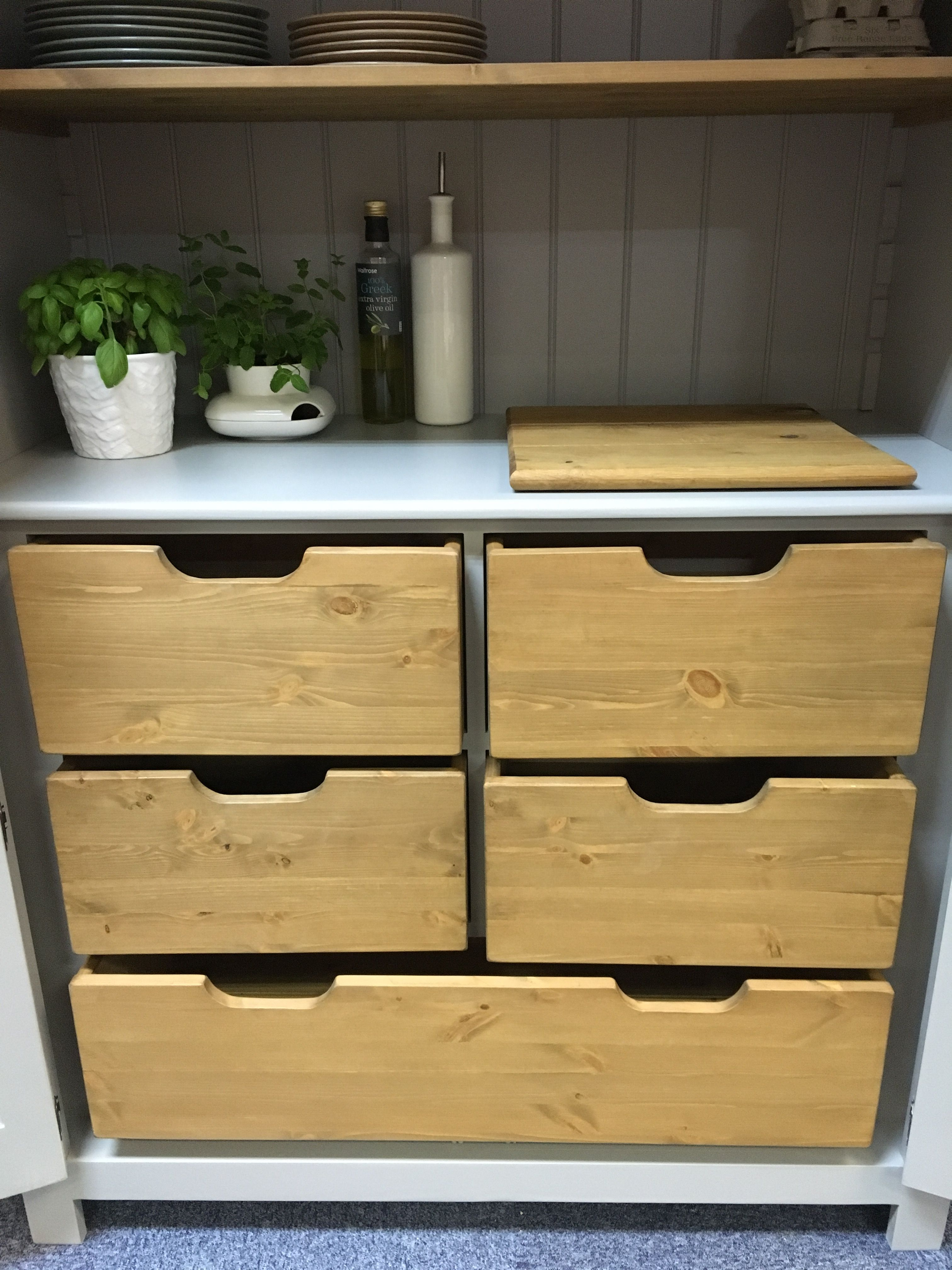 Another Close Up Of Our Kitchen Larder Cupboard. BESPOKE FURNITURE AT  AFFORDABLE PRICES! Cobwebs