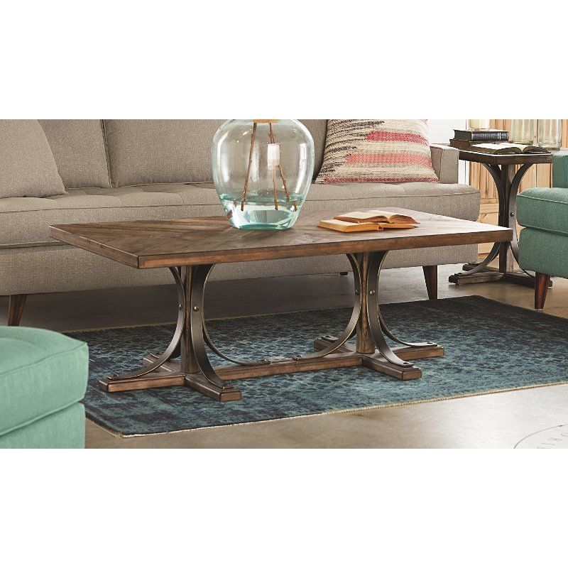 Magnolia Home Furniture Traditional Shop Floor Coffee Table Home