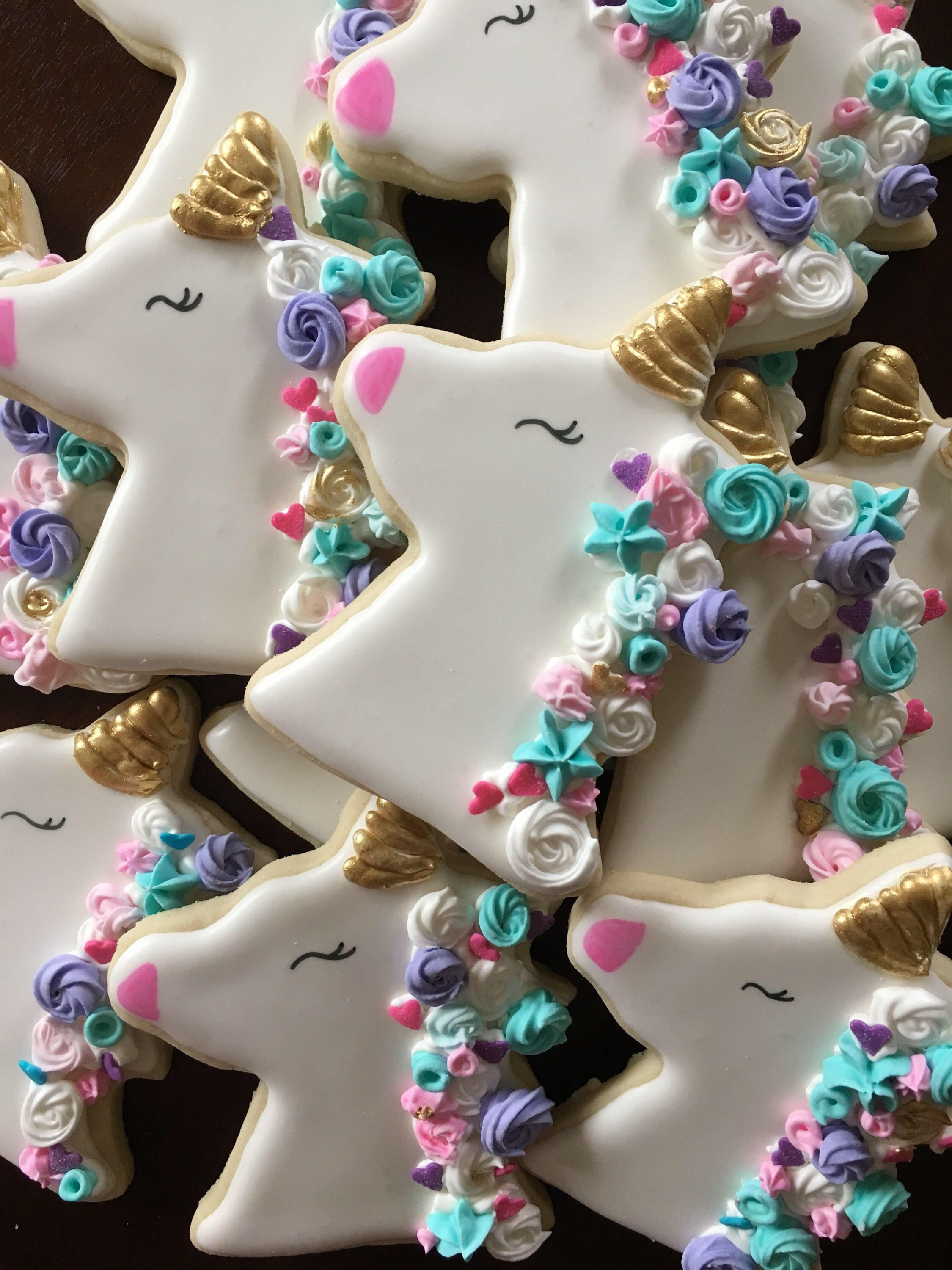 Download Unicorn Biscuits