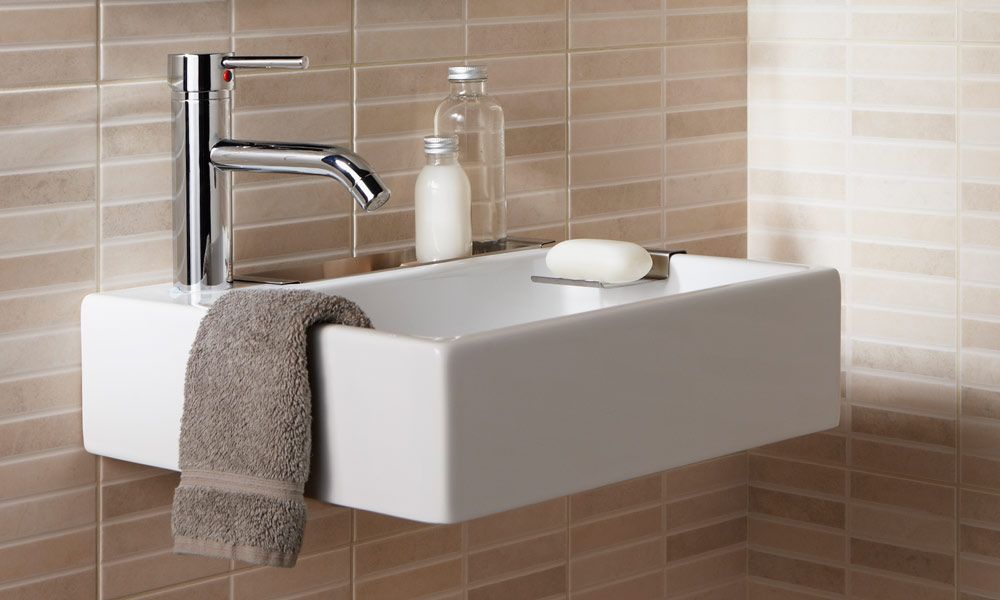Image Gallery Website  best Bathroom Sinks images on Pinterest Bathroom ideas Tiny bathrooms and Wall mounted sink