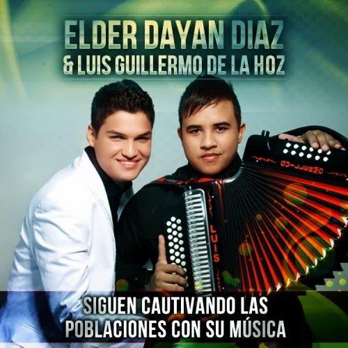@ElderDiaz01 y @LGdelaHoz Cautivan con su música - http://wp.me/p2sUeV-3Uz  - Noticias #Vallenato !