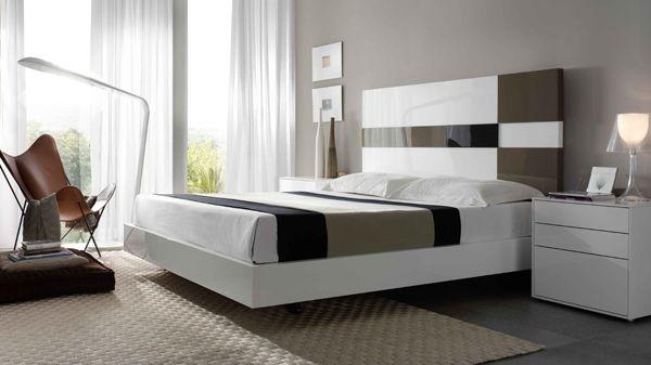 Matrimonio Bed Info : Dormitorio matrimonio nuit cabezal cuadros de mobenia