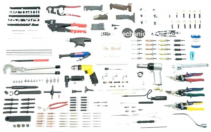 Mechanical Tools Names And Pictures Pdf Handtoolsnames Hand