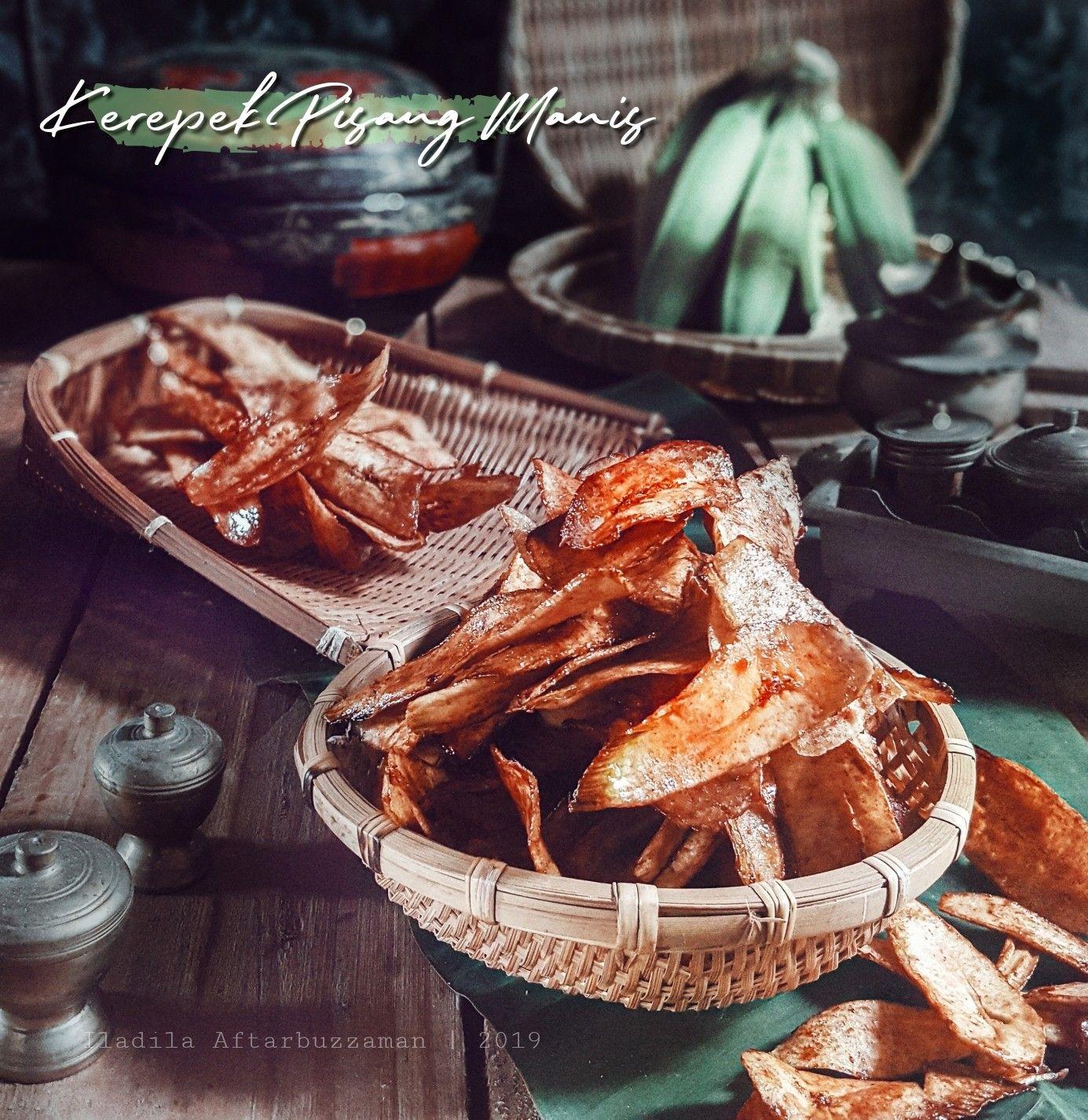 Pin On Recipes To Cook Kerepek Pisang Manis