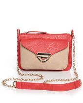 Coral Red Purse