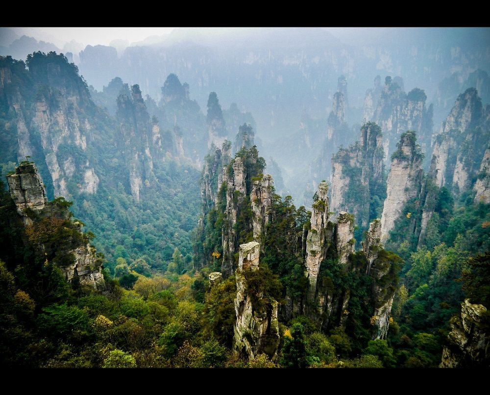 Zhangjiajie http://noobvoyage.fr/images/top-10-meilleures-photos-chine/