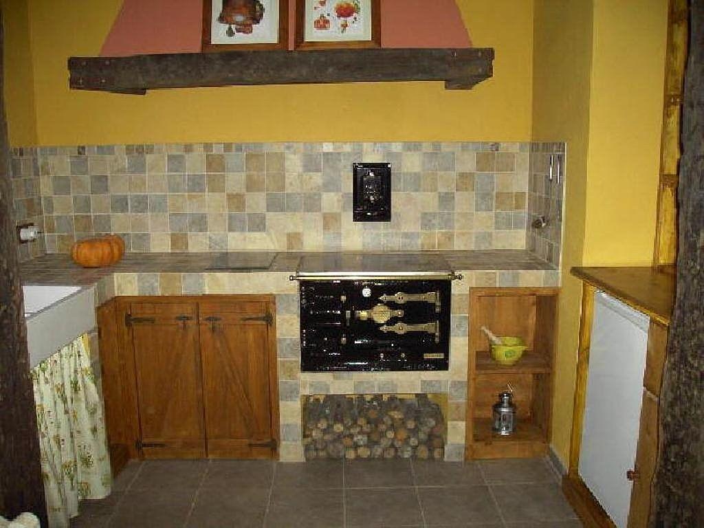 Cocinas rusticas cosina pinterest rusticas y cocinas - Fotos de cocinas rusticas ...