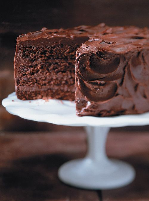 Gâteau Au Chocolat 3 Cakes Pinterest Ricardo Le Chocolat Et