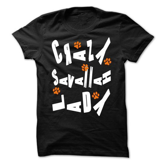 Crazy Savannah Lady #tee #teeshirt
