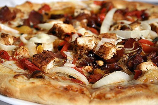 Jamaican Jerk Chicken Pizza Here is a restaurant copycat recipe for