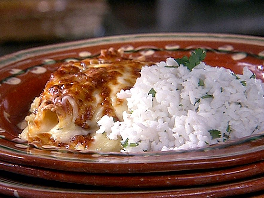 Chicken enchiladas with green sauce and long grain rice recipe chicken enchiladas with green sauce and long grain rice recipe chicken pinterest long grain rice chicken enchiladas and rice recipes forumfinder Image collections
