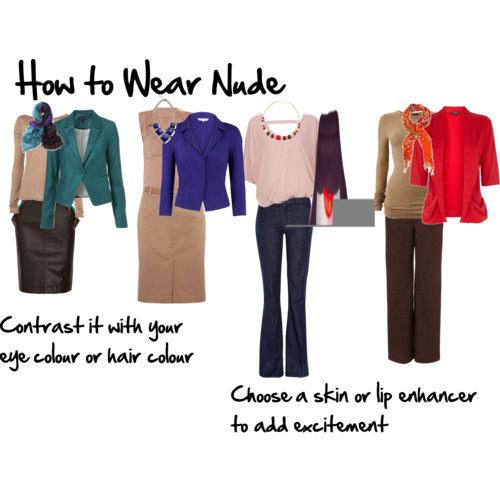 What Colors Match Brown how to wear the nude colours | udia, farby a farby