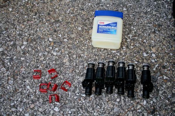 Xj 4 0l Fuel Injector Swap Jeep Xj Mods Jeep Xj Jeep Cherokee Xj