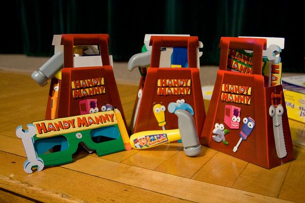 17 Best images about Handy Manny – Handy Manny Party Invitations