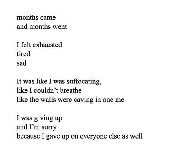 Overcoming breakup depression