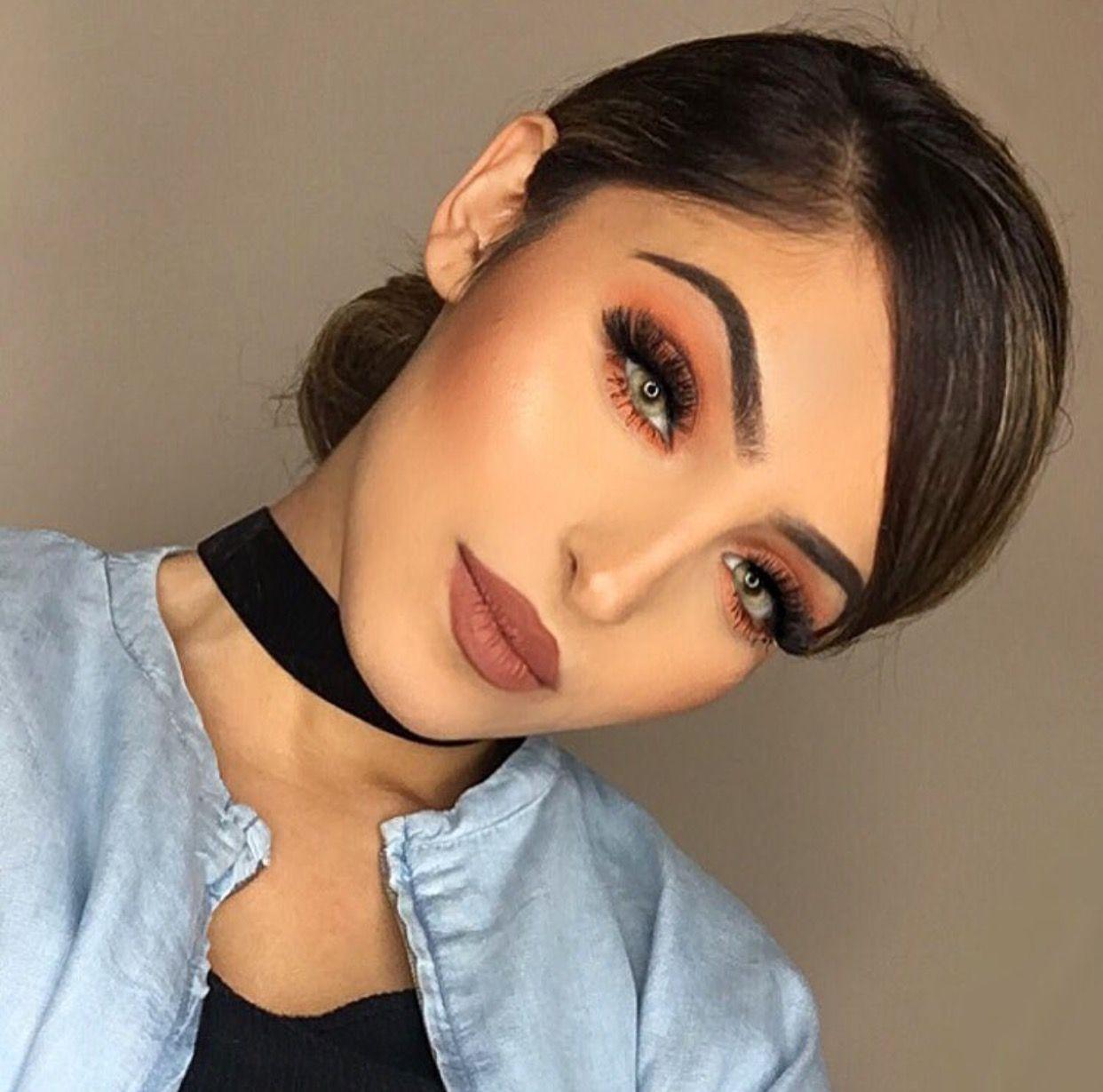 Pinterest Sarxlz Makeup Looks Hair Beauty Hair Makeup