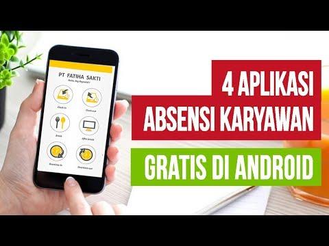 1 4 Aplikasi Absensi Karyawan Gratis Di Android Yang Mudah Dan Praktis Youtube Aplikasi Android Youtube