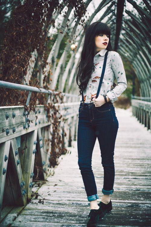 Outfits Boyish Para Chicas Que No Les Van Los Vestidos | Clothes Grunge And Tomboy