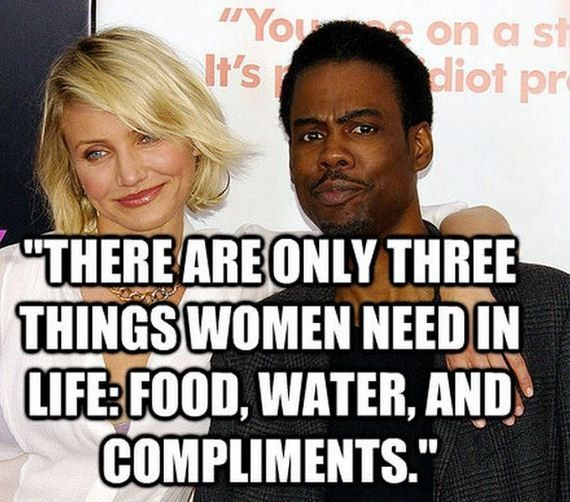 Chris Rock Quote On Relationships 2 Women Quotes On Picturequotes Com Woman Quotes 21st Quotes Rock Quotes