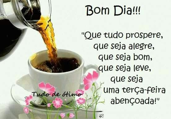 Bom dia!!!
