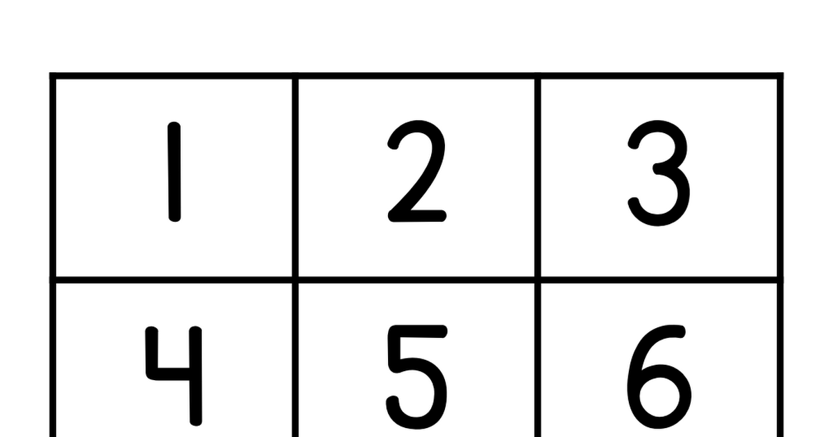 Touch And Count Gamepdf Counting And Numbers Pinterest Count