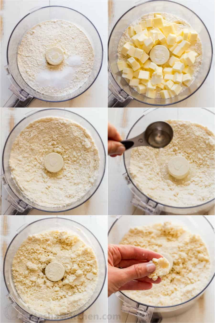 Easy Pie Crust Recipe (VIDEO) - NatashasKitchen.com