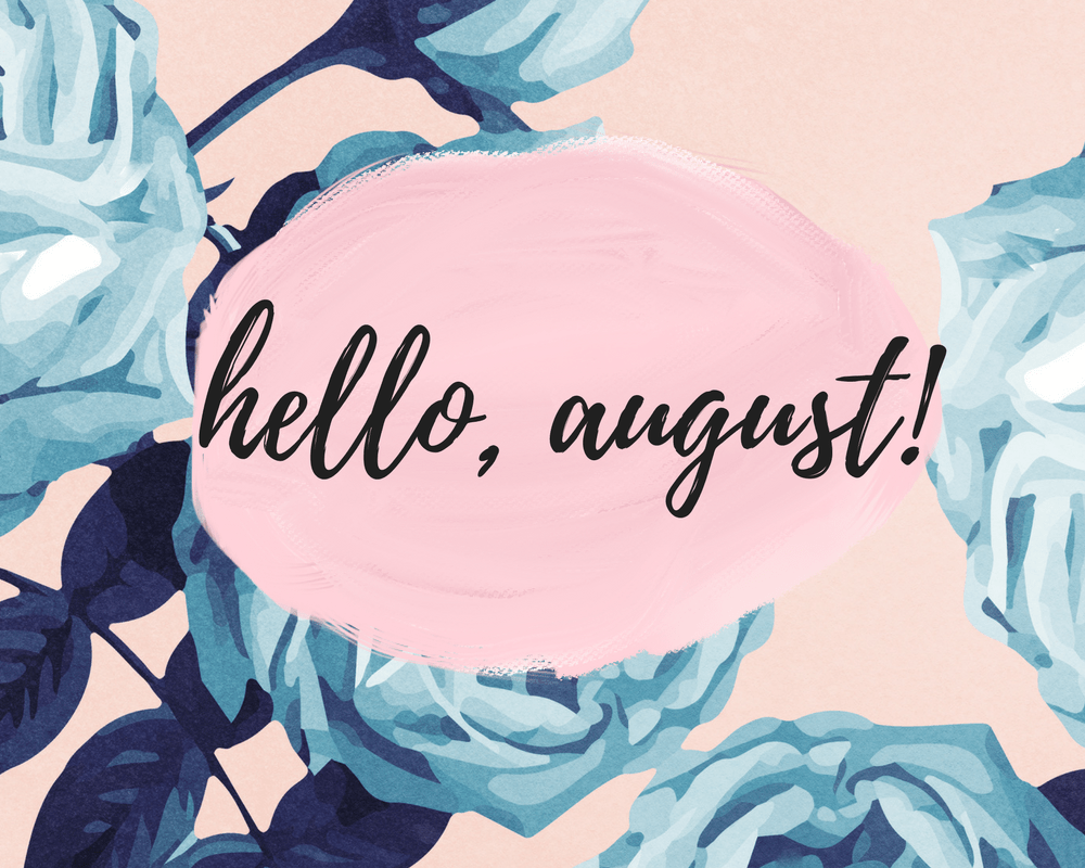 Hello August Images Screen Saver Images, Augsut