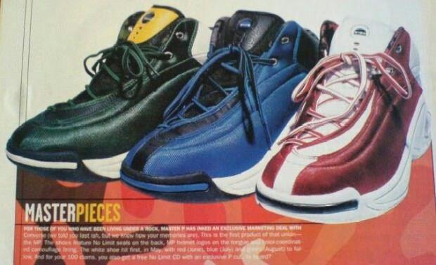 0c03d8453beb Converse Master P sneakers.
