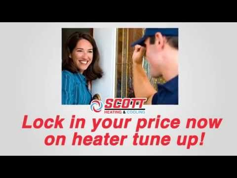 Is Your Heater Ready For The Cooler Weather Scott Contracting