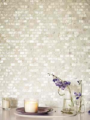 I Like The Mix Of Mother Pearl And White Stunning Bathroom Tile Options Tiles Uk Allaboutyou