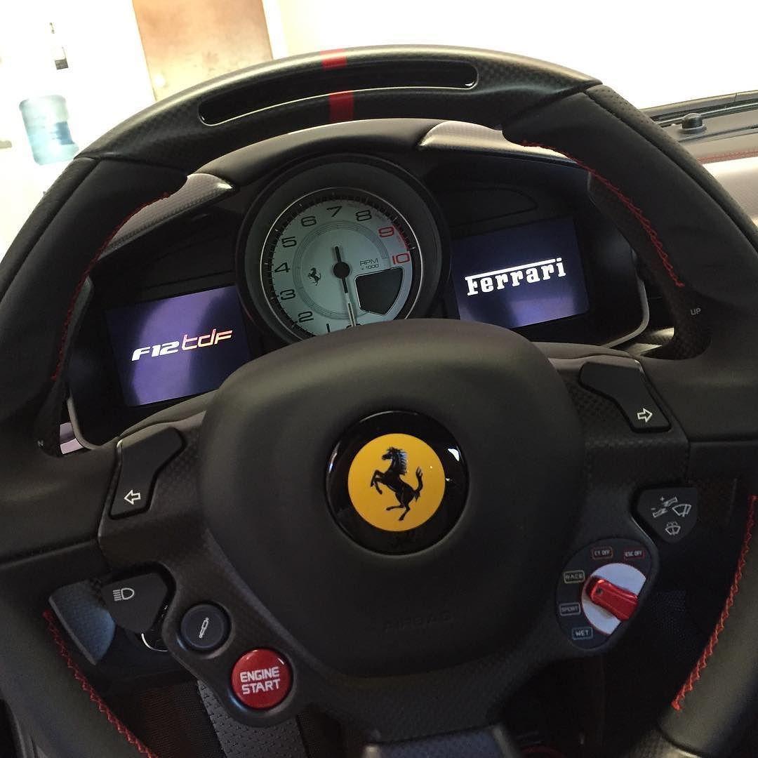 Clean interiors! Ferrari F12! autorunnersdetailing car