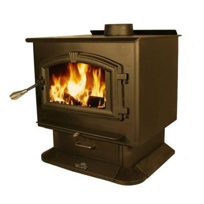 Us Stove 2500 Sq Ft Epa Certified Wood Burning Stove With Blower