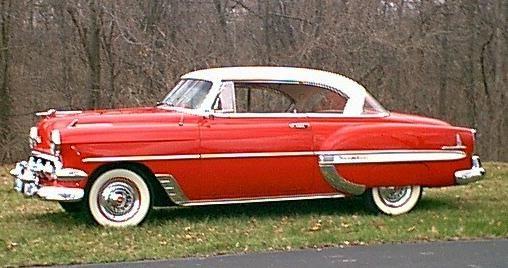 1954 Chevrolet Delray Coupe 210 - Lowrider Magazine