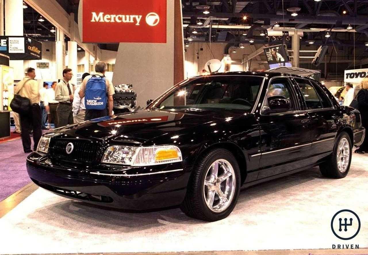 2002 Mercury Marauder Concept Mercury Marauder Panther Car