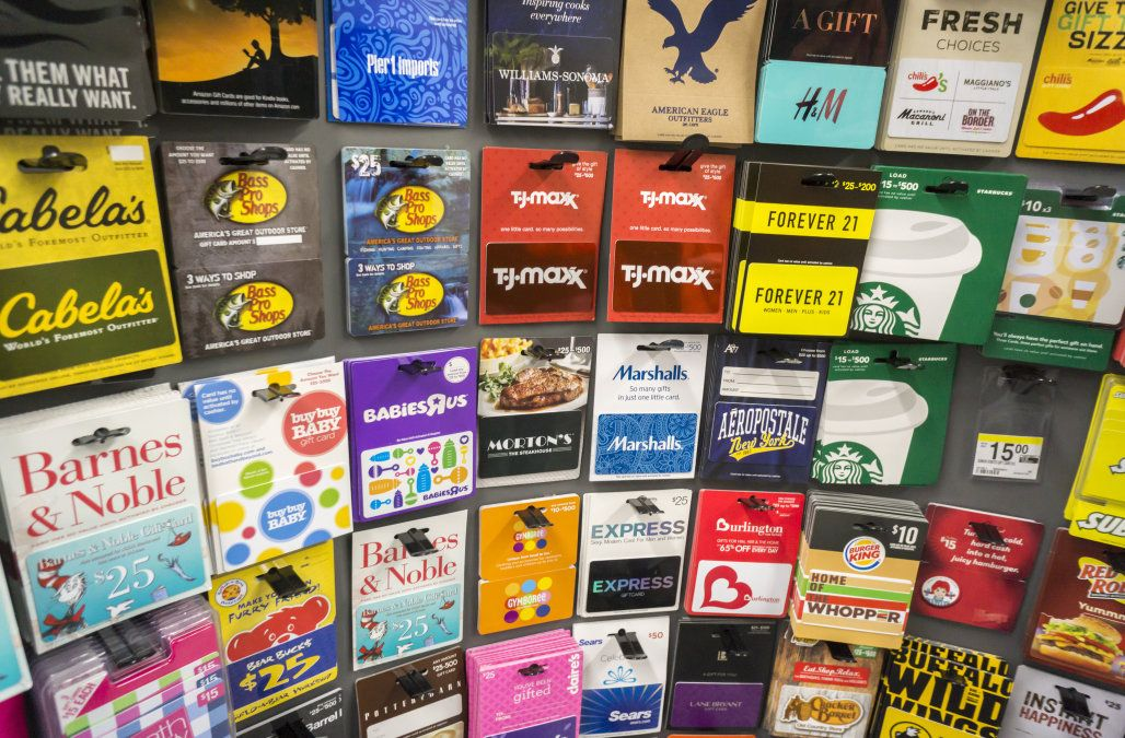 How to sell gift cards online for cash seriously