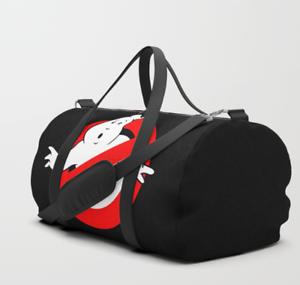 Retro Gym Bag - Ghost Busters Duffel Bag - Travel Bag - Shoulder Strap -  Zip Bag. More information 853facd2e90c9
