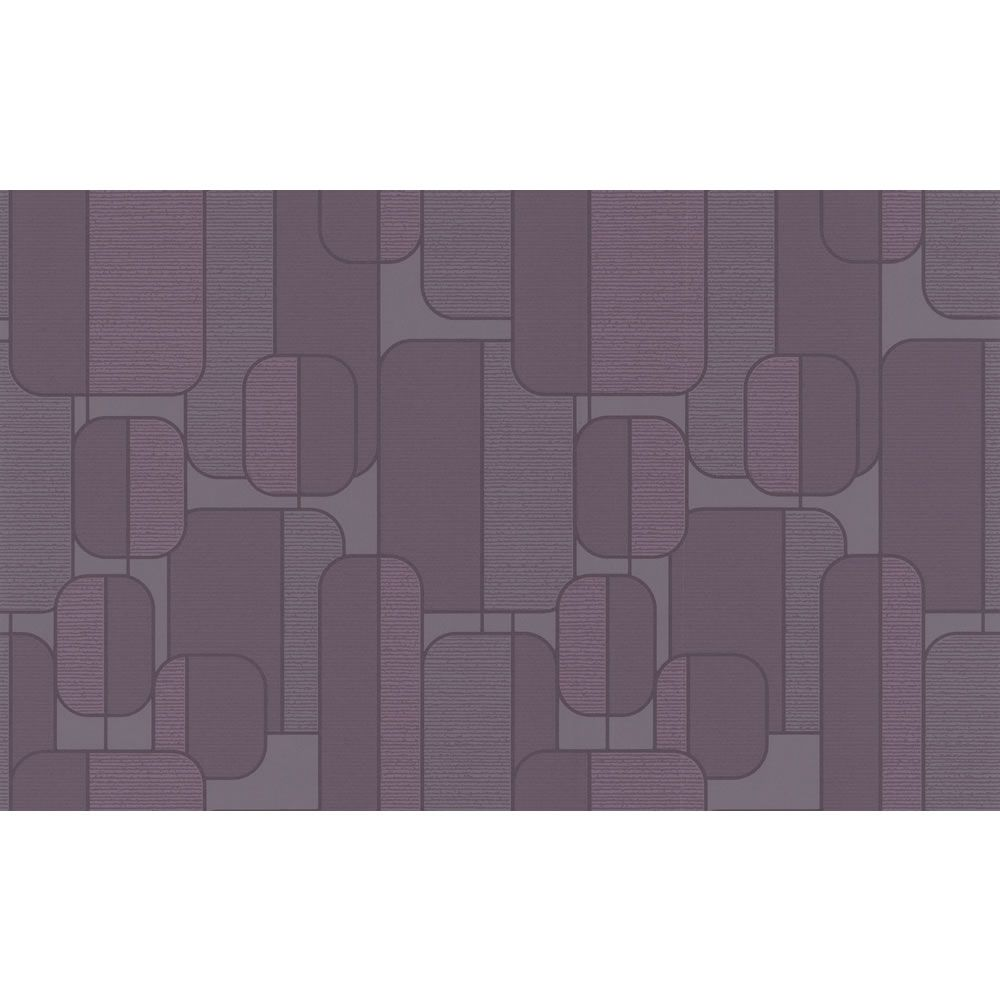 Wilko Darker feature wall wallpaper Plum wallpaper