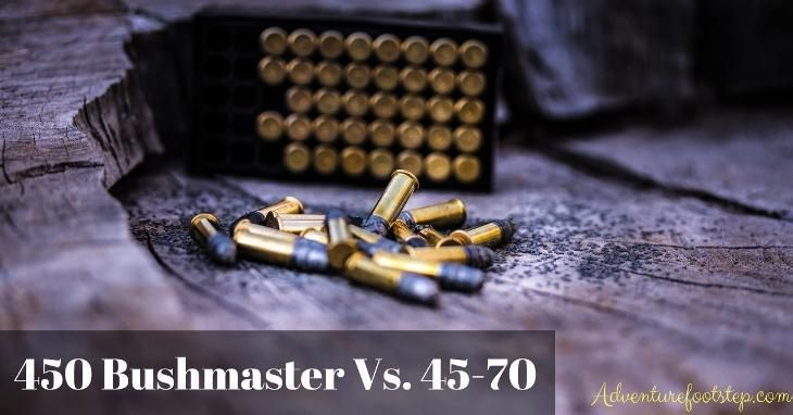 450 Bushmaster Vs. 4570 Which One is Better? [Real