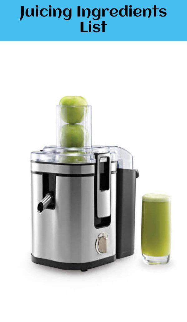 Juicing Ingredients For Energy Even if you arent new to the world of juicing the pins below has some great ideas to help you benefit from the experience Follow the sugges...